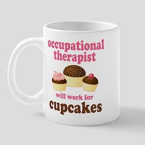 Funny Occupational Therapist Mug