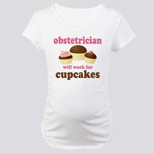 Funny Obstetrician Maternity T-Shirt