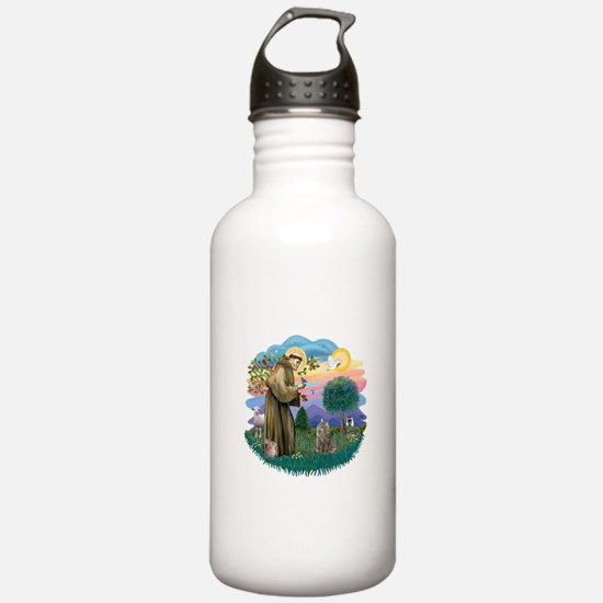 St Fran (f)-Norw. Forest Water Bottle