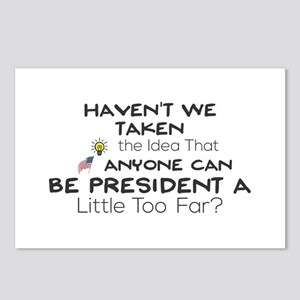Haven't We Taken the Idea Postcards (Package of 8)