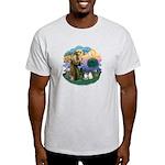 St Fran(f) - 2 Ragdolls Light T-Shirt