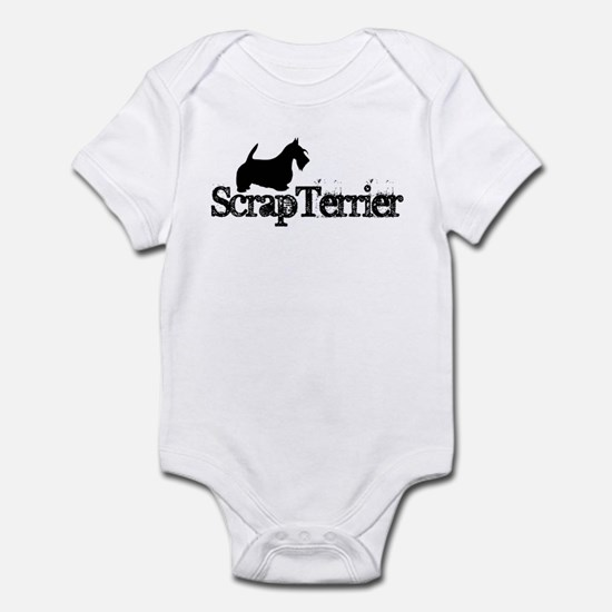 ScrapTerrier - Scottie Infant Bodysuit