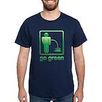 Go Green Dark T-Shirt