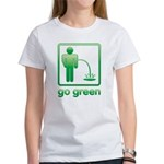 Go Green Women's T-Shirt
