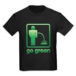 Go Green Kids Dark T-Shirt