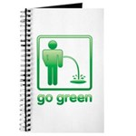 Go Green Journal