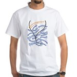 Micromanagement White T-Shirt