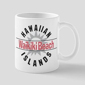 Waikiki Beach Mug