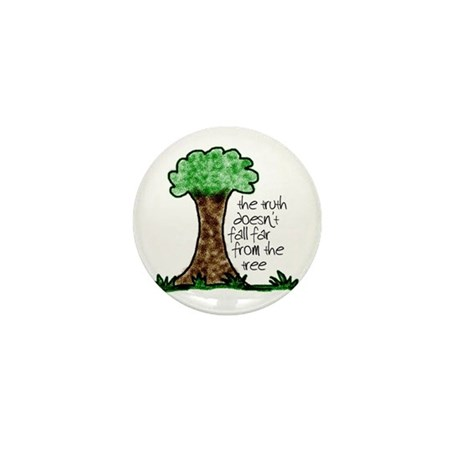 Truth Tree Mini Button (10 pack)