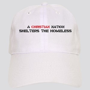 Christian Nation Shelters Cap