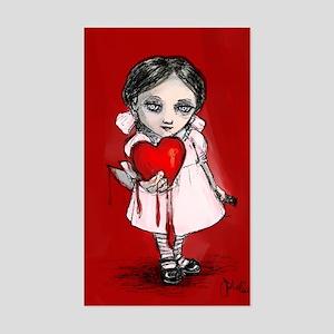 valentine-girl-8x12 Sticker