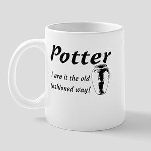 Potter. Urn it (sketch) Mug