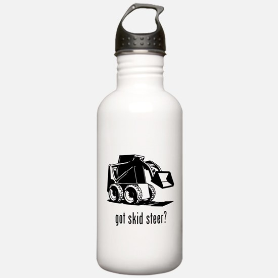 Skid Steer Water Bottle