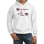Proud Parent 2 Hooded Sweatshirt