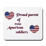 Proud Parent 2 Mousepad