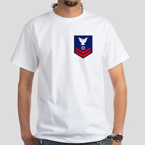 Machinery Technician Second Class White Shirt