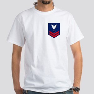 Operations Specialist Second Class White T-Shirt
