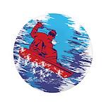 Snowboarder Blasting through the Snow 3.5