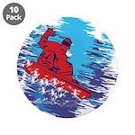Snowboarder Blasting through 3.5
