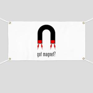 Magnet Banner