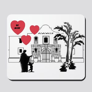 Remember Valentine Mousepad