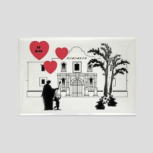 Remember Valentine Rectangle Magnet