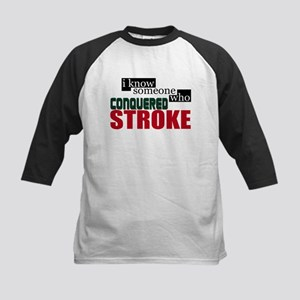 I Know Someone Who Conquered Stroke Kids Baseball