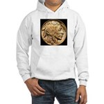 Nickel Indian-Buffalo Hooded Sweatshirt