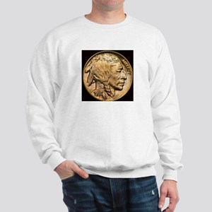 Nickel Indian-Buffalo Sweatshirt