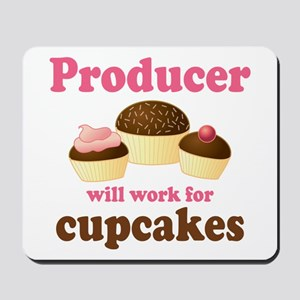 Funny Producer Mousepad