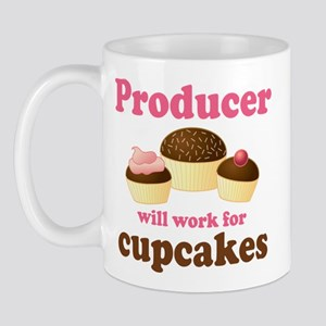 Funny Producer Mug