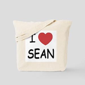 I heart Sean Tote Bag