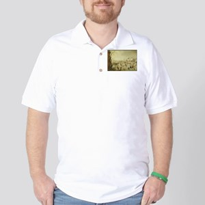 Winter Skaters Golf Shirt