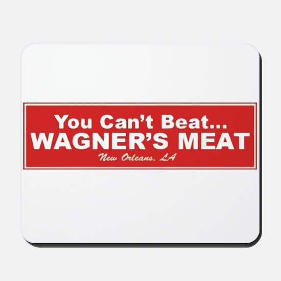 Wagner's Meat Mousepad