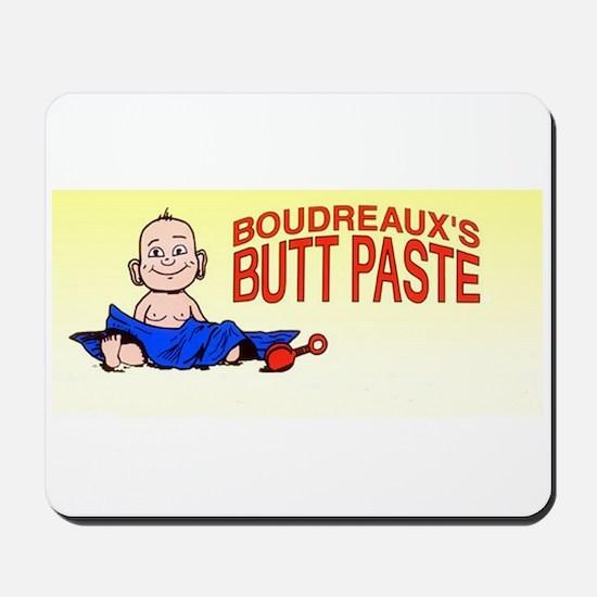 Butt Paste Mousepad