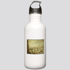 Winter Skaters Stainless Water Bottle 1.0L