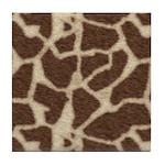 Giraffe Print Tile Coaster