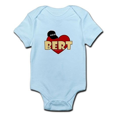 NCIS Bert Infant Bodysuit