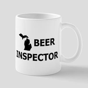 Michigan Beer Inspector Mug