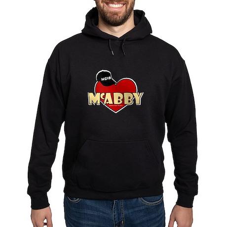 NCIS McAbby Hoodie (dark)
