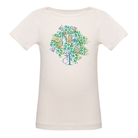 Three Owls Organic Baby T-Shirt