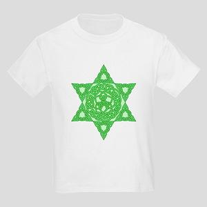 Celtic Star of David Kids T-Shirt