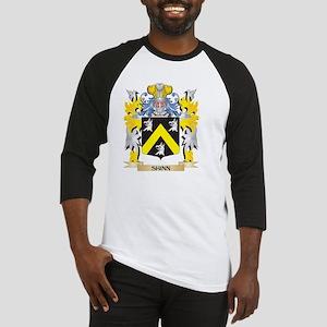 Shinn Family Crest - Coat of Arms Baseball Jersey