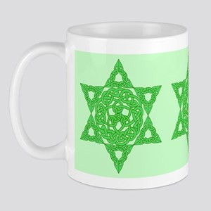 Celtic Star of David Mug