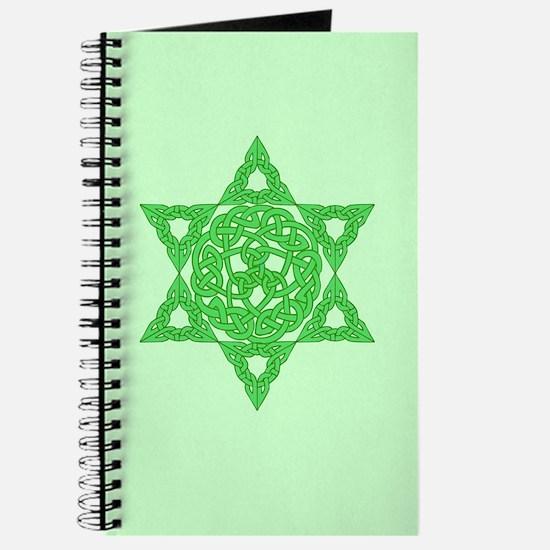 Celtic Star of David Journal