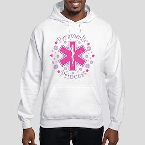 Paramedic Princess Hooded Sweatshirt