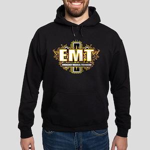 EMT Tribal Hoodie (dark)