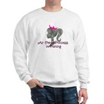 Air Force Princess Sweatshirt