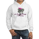 Air Force Princess Hooded Sweatshirt