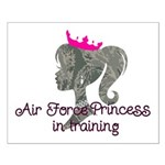 Air Force Princess Small Poster